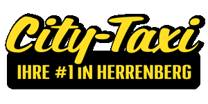 City Taxi Herrenberg mit Rollstuhltransport Logo